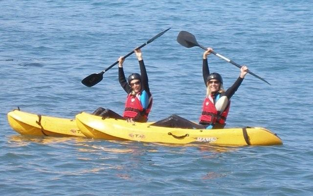 Sea Kayaking Trip